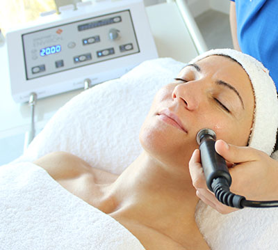 Environ and caci premier facial