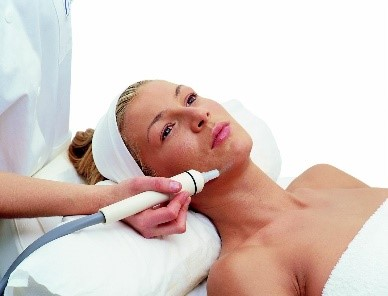 CACI Crystal Free microdermabrasion/ booster facial